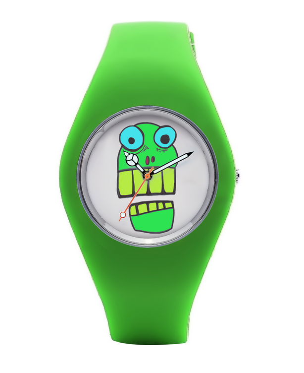 GreenFace_watch_design
