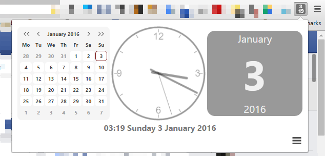 Clock for Google Chrome_big